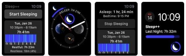 Sleep++ Sleep Tracking App