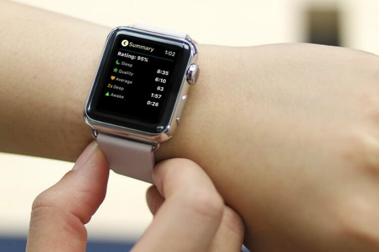 8 Best Sleep Tracking Apps for Apple Watch 2019