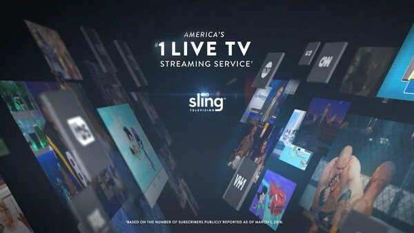 Sling Tv video streaming service
