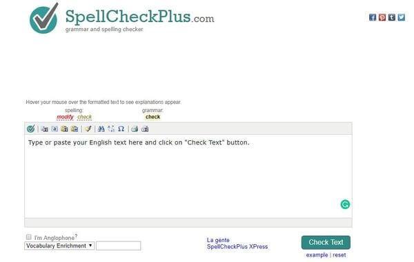 SpellCheckPlus Pro tool