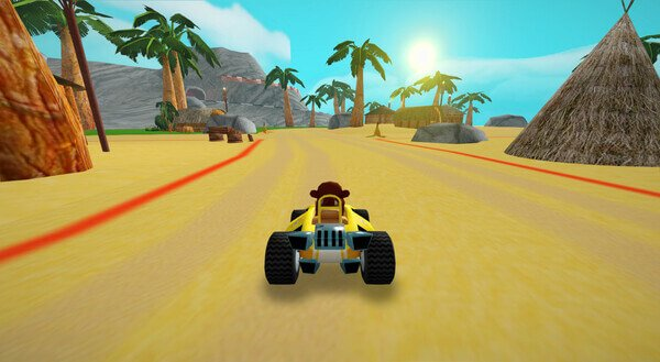 SuperTuxKart best arcade racing linux game