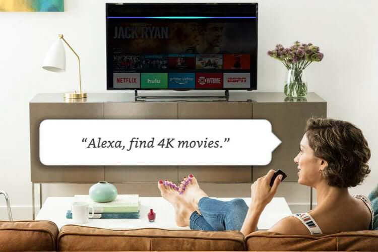 How to Use Alexa Voice Remote on Fire TV/Fire Stick