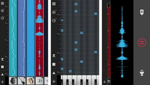 Walk Band app - GarageBand Alternatives for Android screenshot