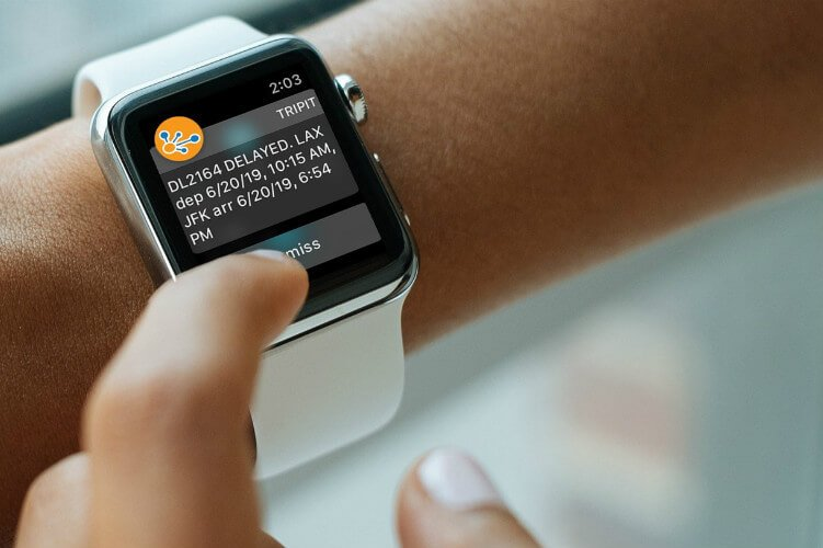 Apple Watch Travel Apps