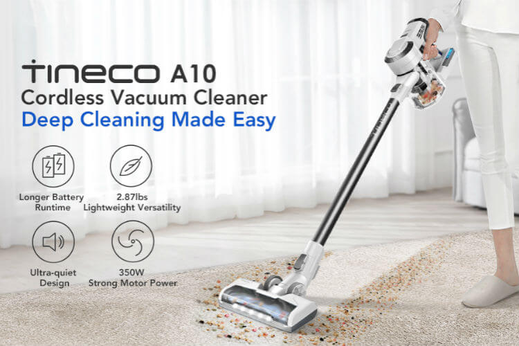 10 Best Rechargeable Cordless Stick Vacuum Cleaners