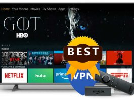 Best VPNs Amazon Fire TV