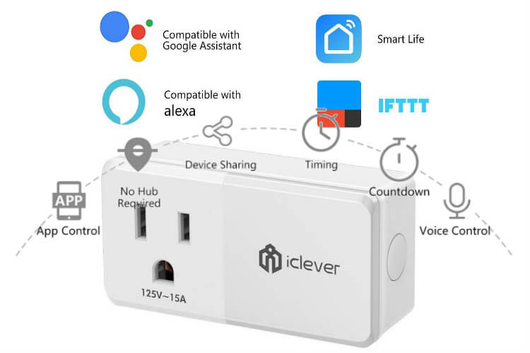 10 Best WiFi Smart Plugs to Work with Alexa & Google Assistant