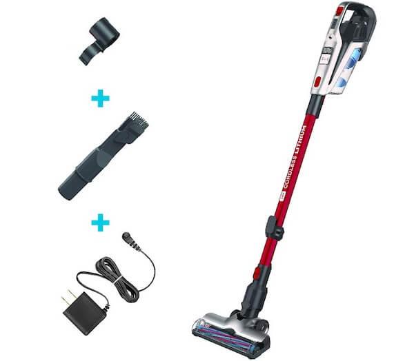 Black Decker Cordless Vacuum Stick