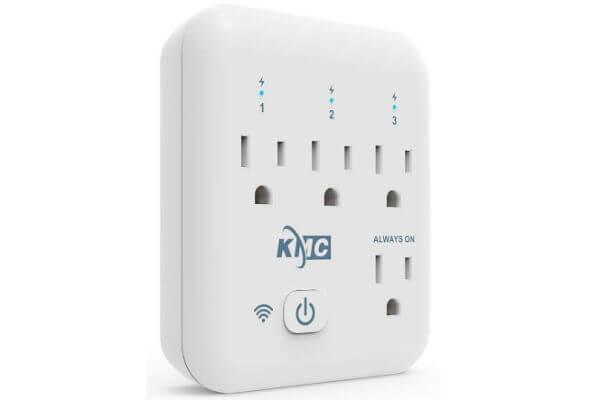 KMC 4 Outlet WiFi Smart Plug
