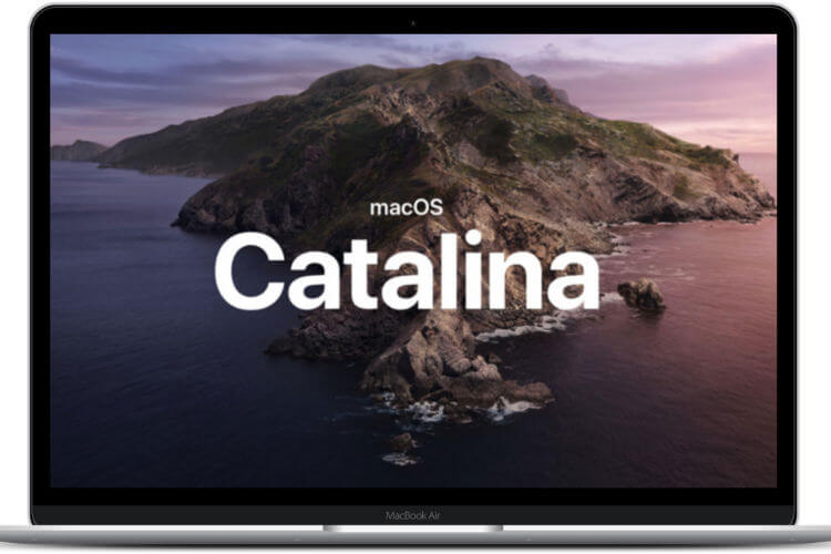 Mac OS Catalina Compatible Macs