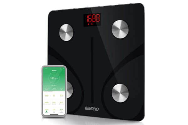 RENPHO Bluetooth Body Fat Smart Scale