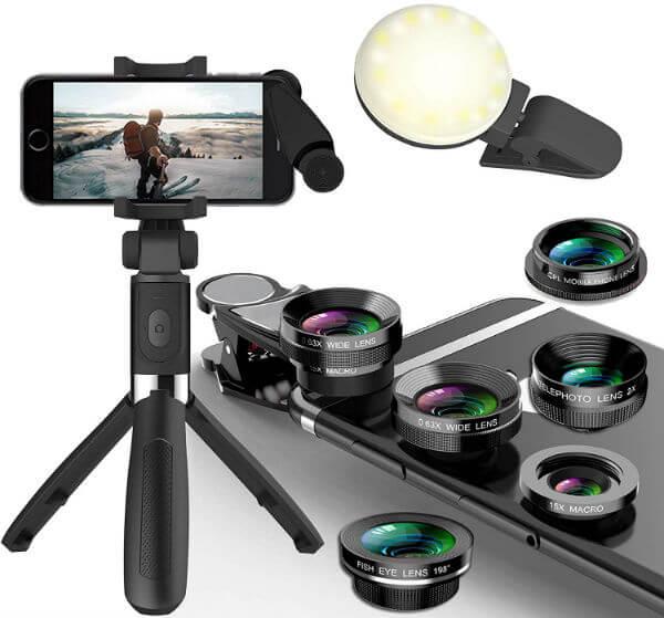 Trendpro 5 in 1 Phone Camera Lens Kit