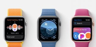 WatchOS 6 Compatible Apple Watches