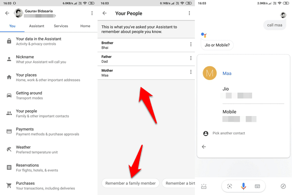 google assistant tips 10