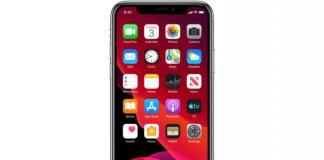 iOS 13 Compatible iPhones