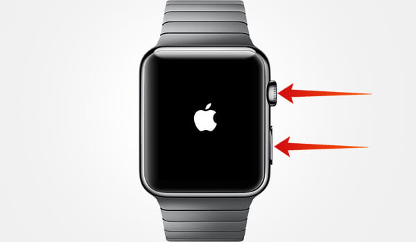 Apple Watch Logo Stuck Screen and Force Restart Apple Watch