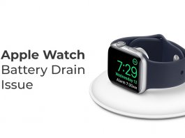Apple Watch Battery Draining Issue Fixes