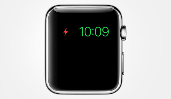 Apple Watch on Power Reserve Mode