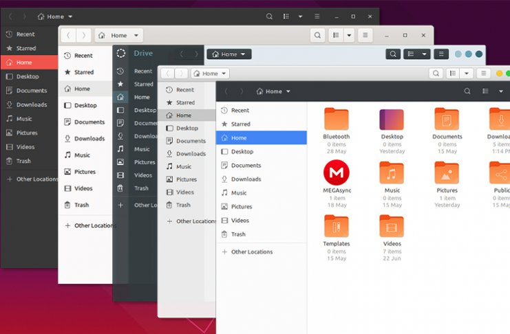 Best GNOME Themes for Ubuntu Linux