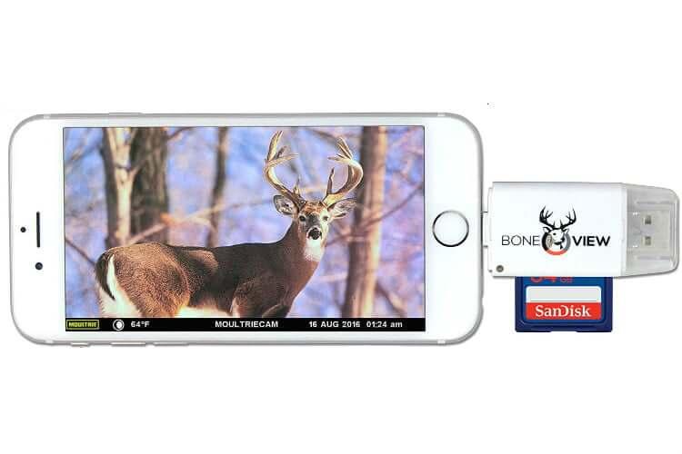 Best Trail Camera Card Readers