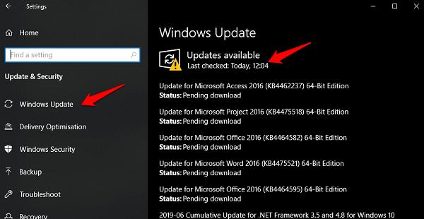 Fix Windows 10 Cursor Is Missing 1