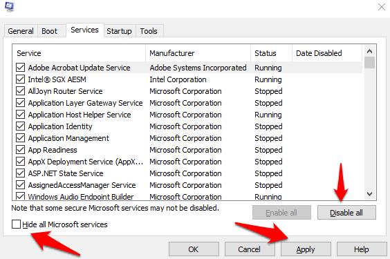 Fix Windows 10 Cursor Is Missing 11