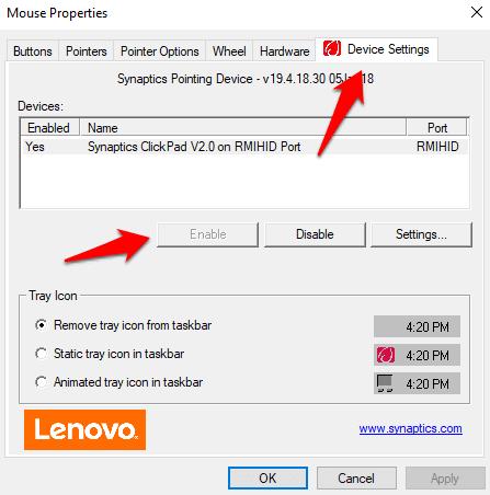 Fix Windows 10 Cursor Is Missing 7