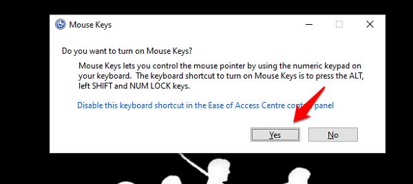 Fix Windows 10 Cursor Is Missing 8