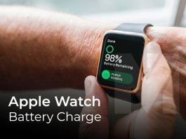 How to Check the Battery Charge on Apple Watch