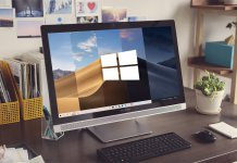 Get Mac Like Dynamic Desktop On Windows 10
