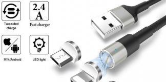 Magnetic Phone Charger Cables