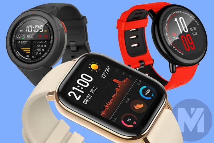 Amazfit Smartwatch Models Review