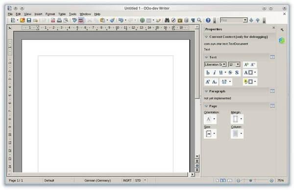 OpenOffice: Microsoft Office alternative for Linux