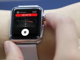 Best Voice Recorder Apple Watch
