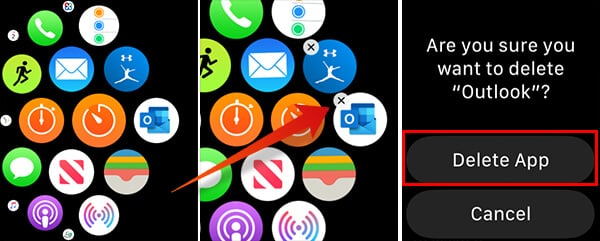 Methods to Delete Apple Watch Apps
