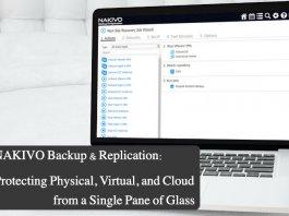 NAKIVO Backup Replication Review
