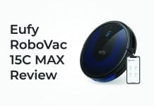 RoboVac 15C MAX Review