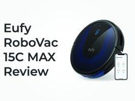 RoboVac 15C MAX Review