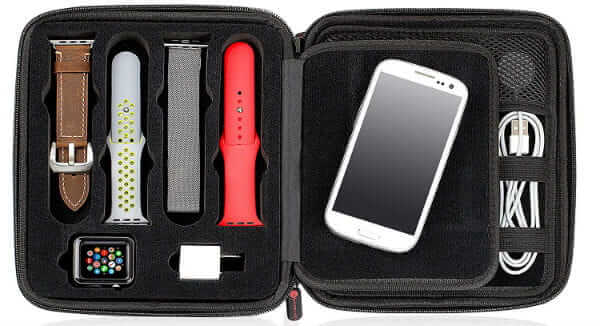 The LoO Smart Watch Bands Accessories Case