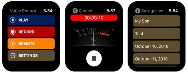 Voice Record Pro7 Voice Recording App