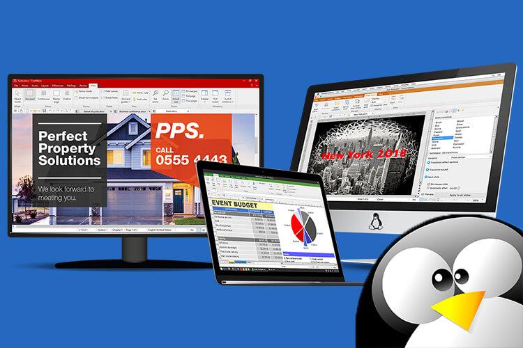 9 Best MS Office Alternatives for Linux Users | MashTips