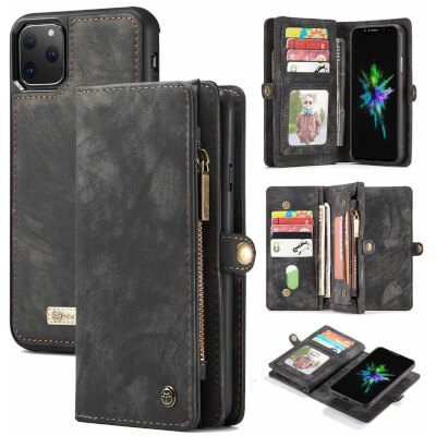 Akhvrs Premium Leather Wallet Case