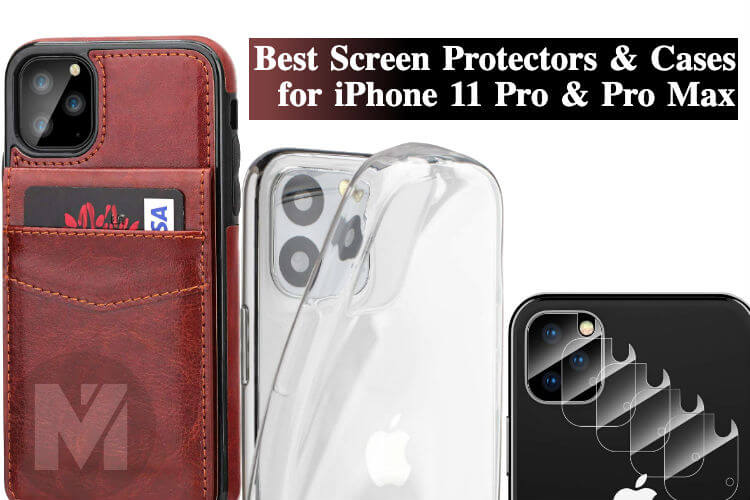 Best Screen Protectors Cases iPhone 11 Pro Max