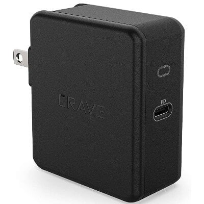 Crave USB-C Wall Charger 45W