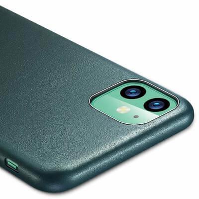 ESR Premium Real Leather iPhone 11 Case