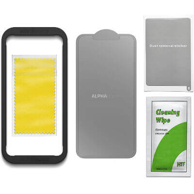 OtterBox ALPHA GLASS SERIES Screen Protector for iPhone 11