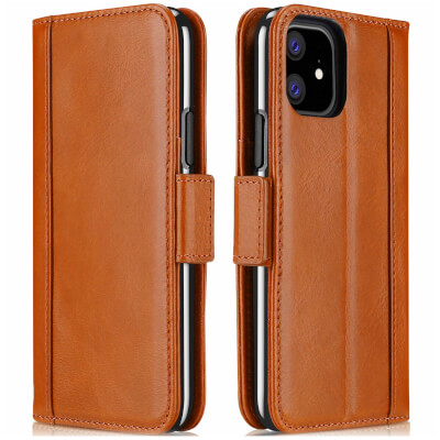 ProCase iPhone 11 Leather Case
