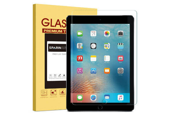 SPARIN iPad Tempered Glass Screen Protector