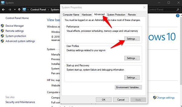 Solve Windows 10 Stops Responding Error 10