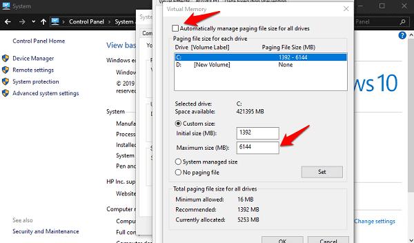 Solve Windows 10 Stops Responding Error 11